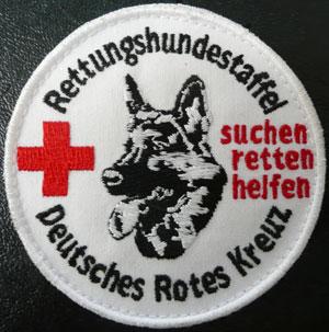 Fachdienstabzeichen Rettungshundestaffel