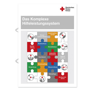 Das Komplexe Hilfeleistungssystem, 1 VE à 10 Stück