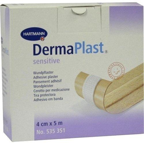 Wundschnellverband DermaPlast sensitive, 4 cm x 5 m