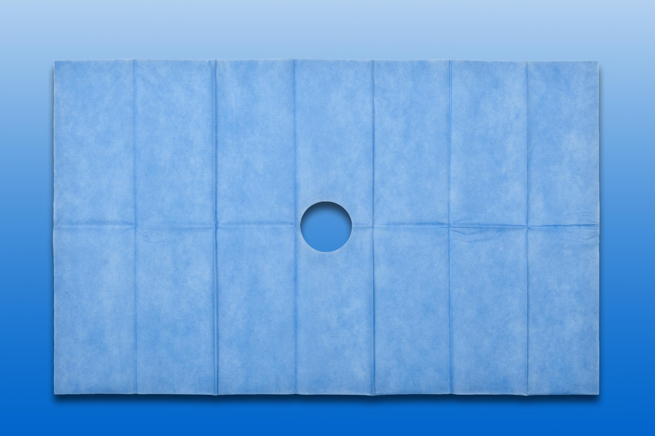 NOBADRAPE® Abdecktuch 150 x 240 cm in blau