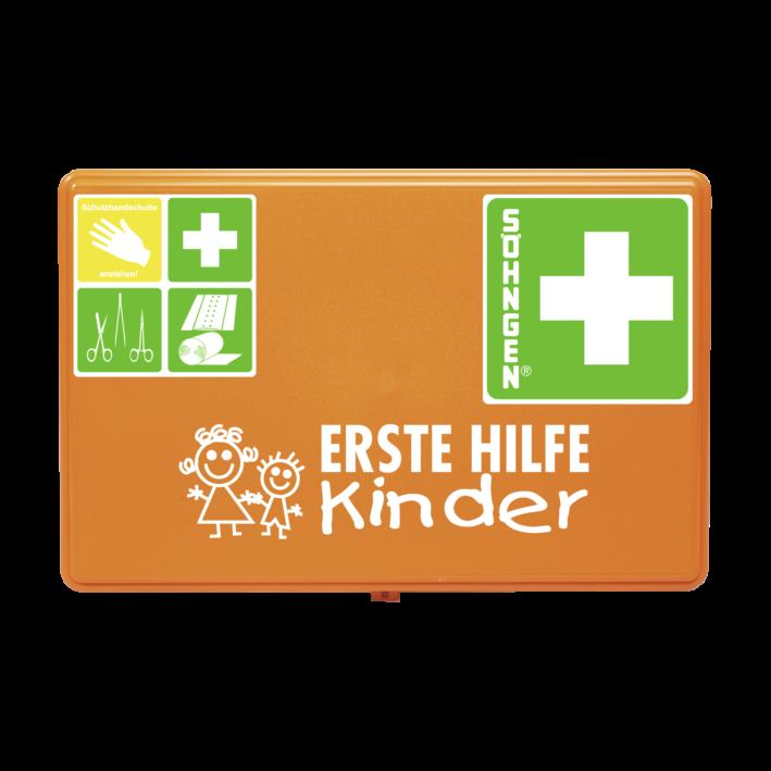 Erste-Hilfe-Verbandkasten KINDERGARTEN