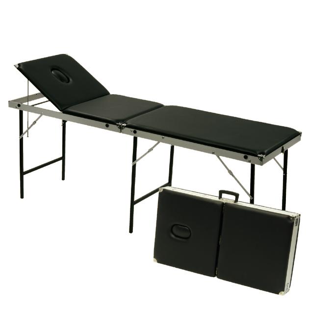 Untersuchungs- und Massageliege (Kofferliege)