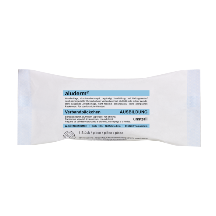 Übungs-Verbandpäckchen mittel M-3 unsteril à 50 Stück