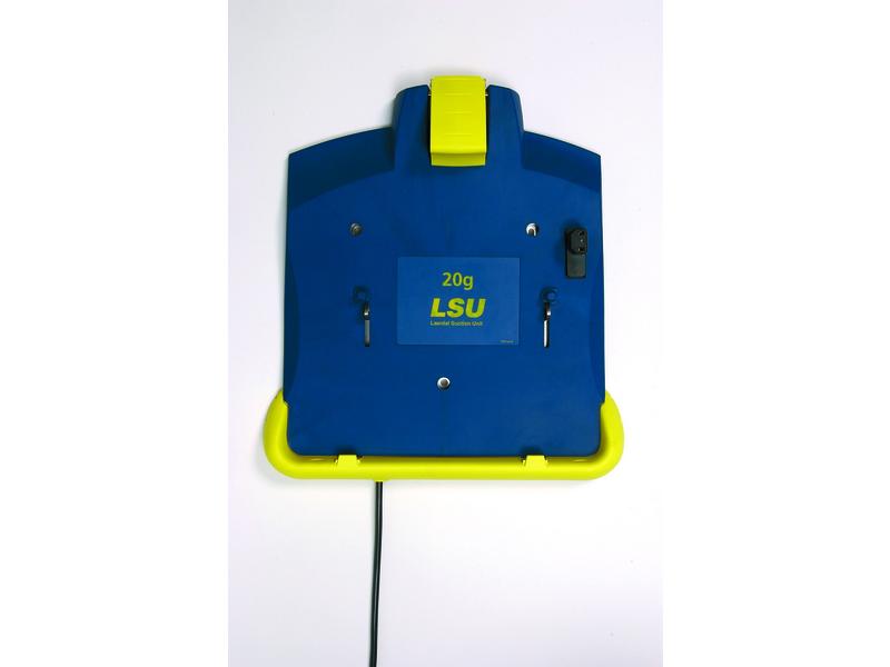 Lade-Wandhalterung 12 V, für LSU 4000