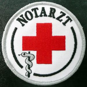 Fachkraftabzeichen Notarzt