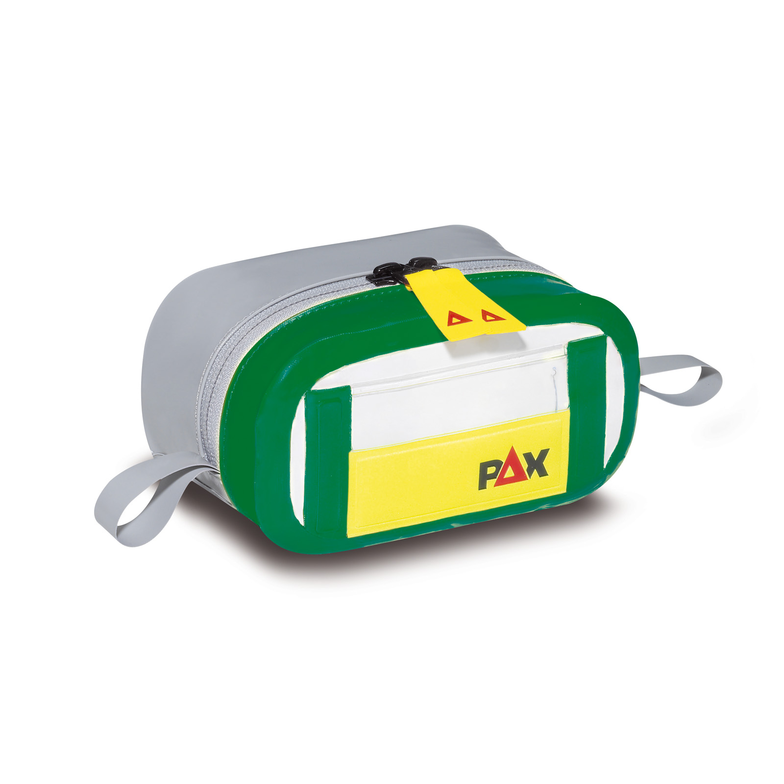 Innentasche S - geschweißt, PAX-Tex in grün