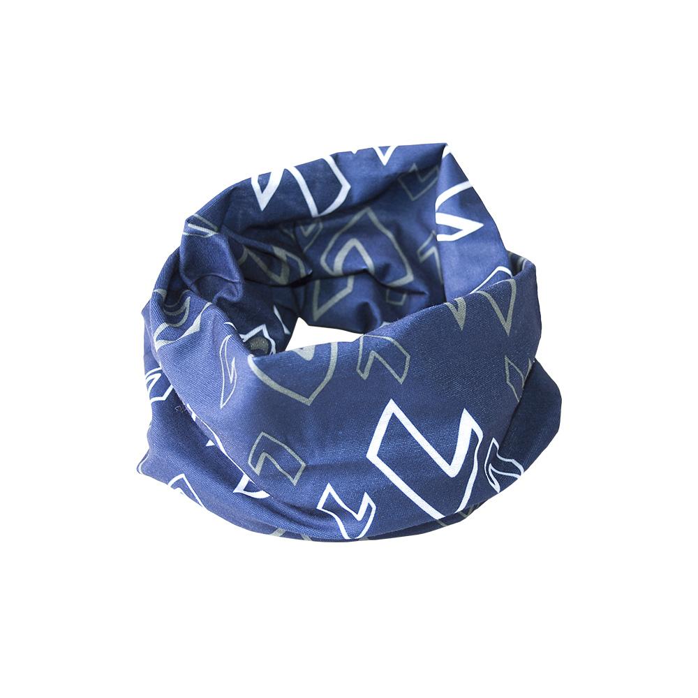 Multifunktionstuch CI-blue
