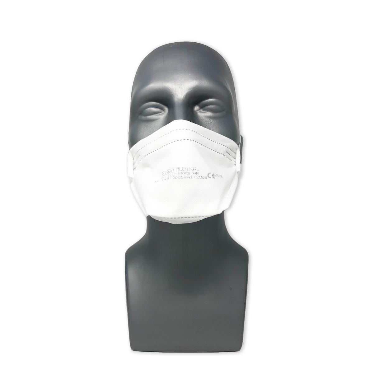 FFP3 Atemschutzmaske ohne Ausatemventil