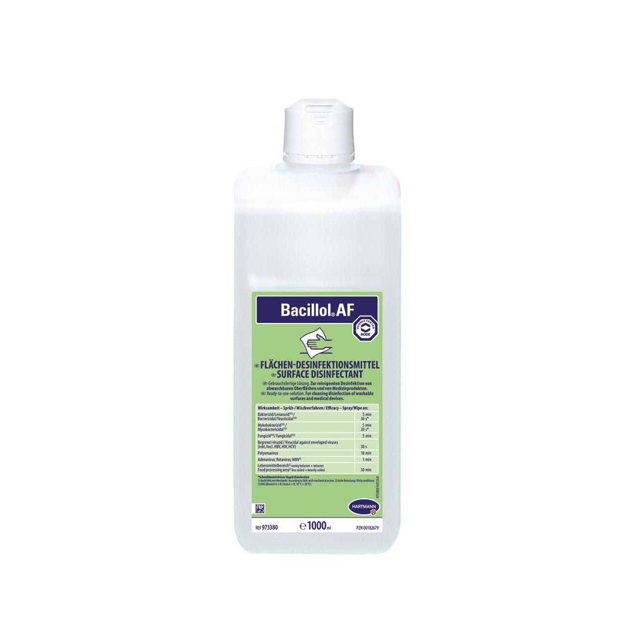 Bacillol® AF, 1 Liter Flasche