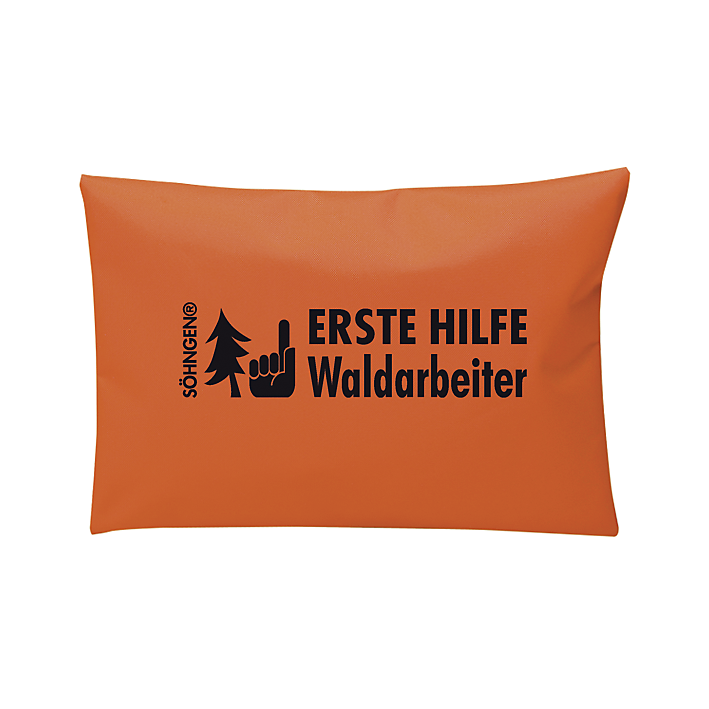 EH-Waldarbeiter-Set RV-Nylon-Tasche orange