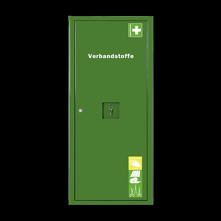 ANBAUSAFE Verbandstoffe gefüllt grün