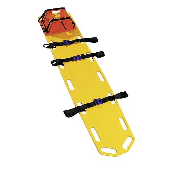 Set Spine-Board mit Kopf-Fixierset