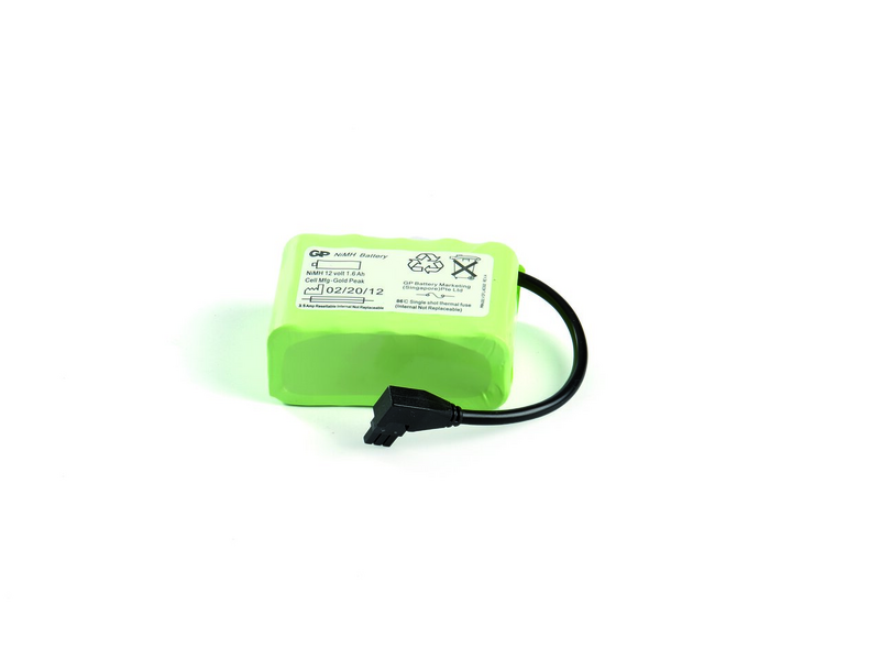 LCSU4 wiederaufladbare Batterie, Akku, 12V DC NiMH