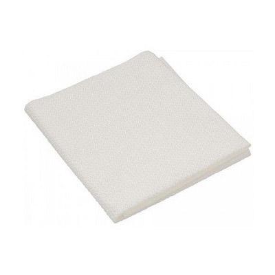 Einmal Handtuch, weiß, 60 x 90 cm