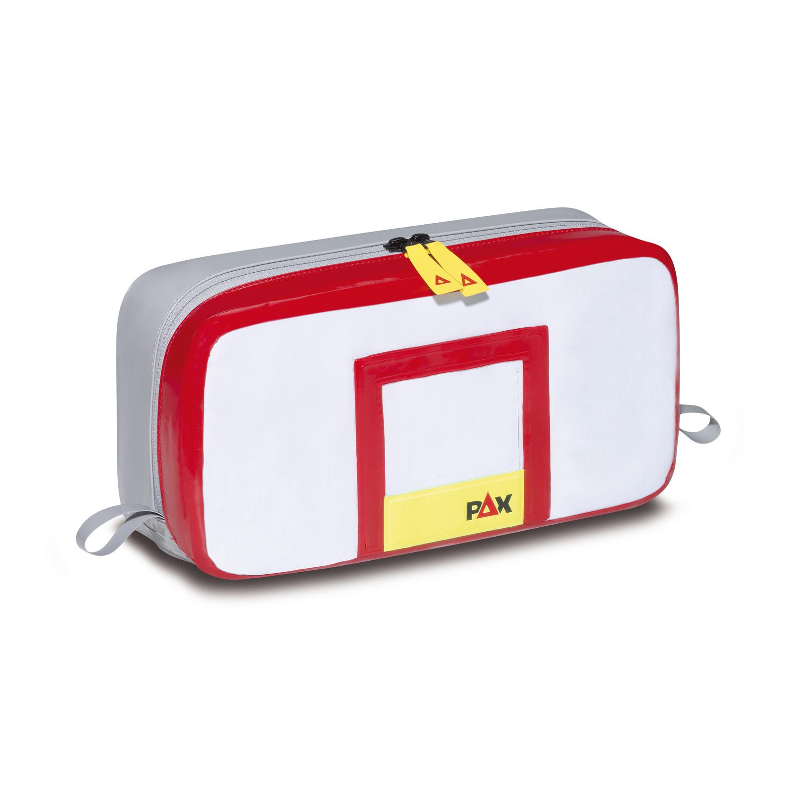 Innentasche L - geschweißt, in PAX-PureTex rot