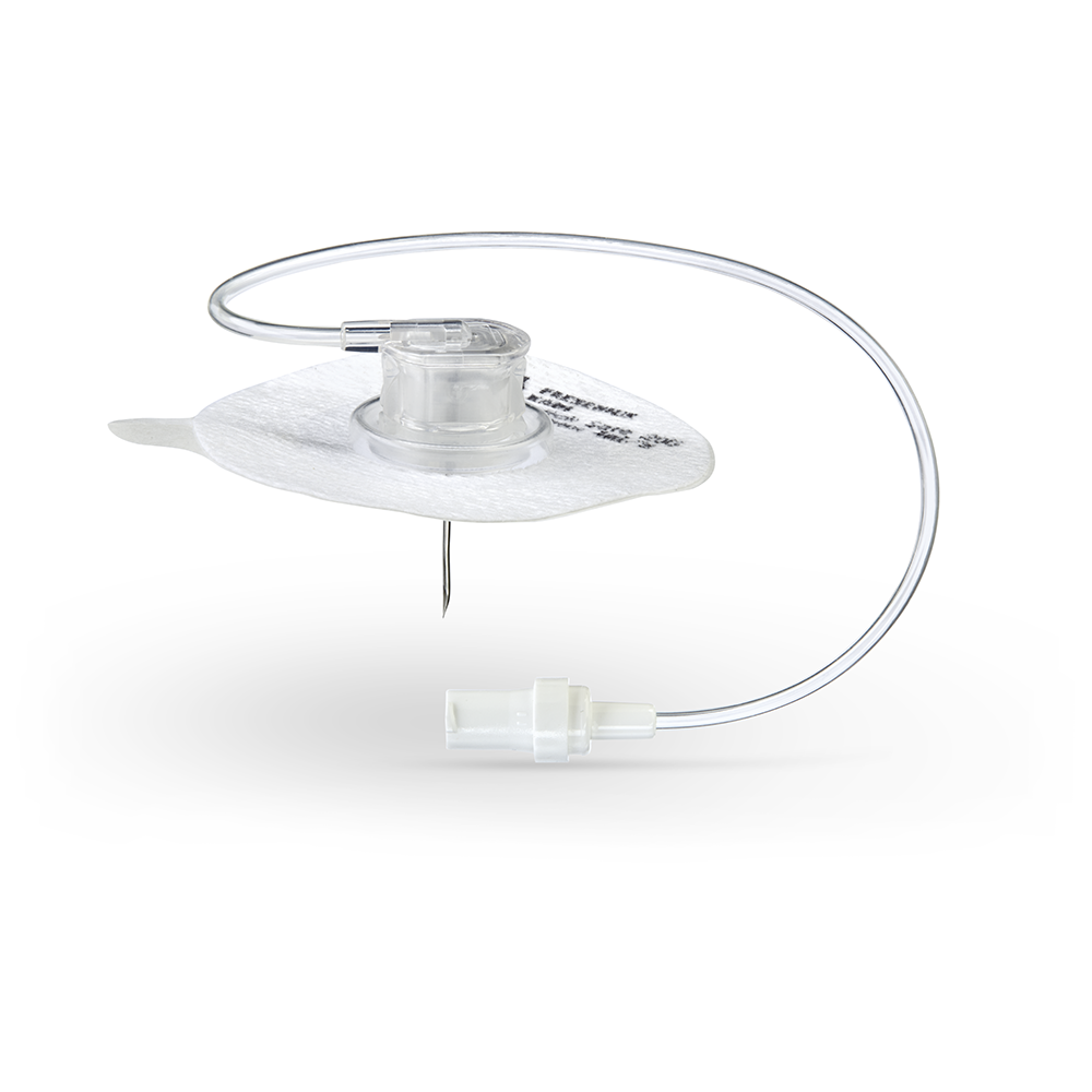 AMBIX Intrastick Safe System 22 G x17 mm, Portkanüle, Packung â 5 Stück