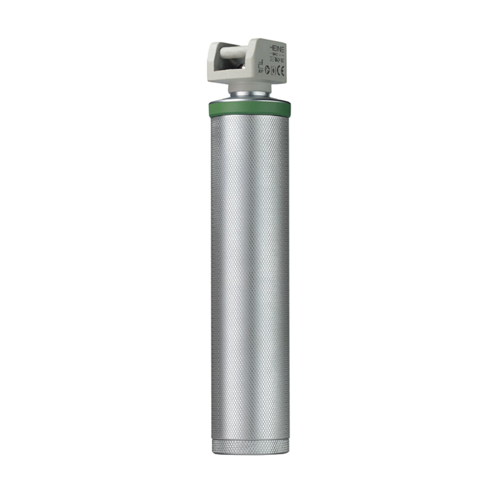HEINE Laryngoskop-Batteriegriff F.O. SP, Metall, Mehrweg