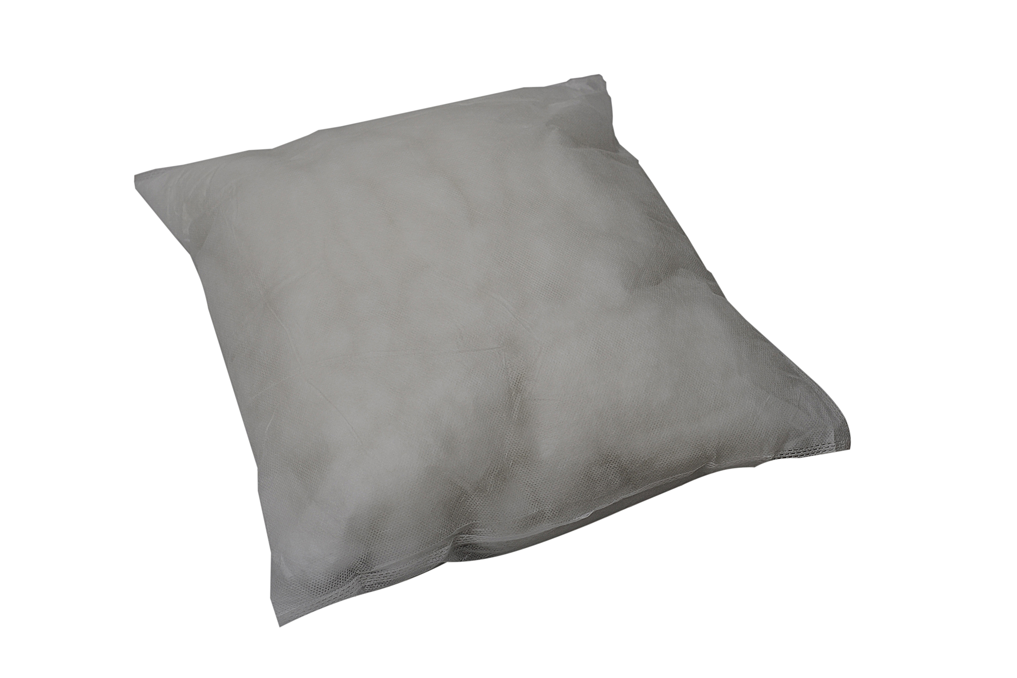 Einmal Kissenbezüge, weiß, 42 x 45 cm, Beutel à 108 Stück