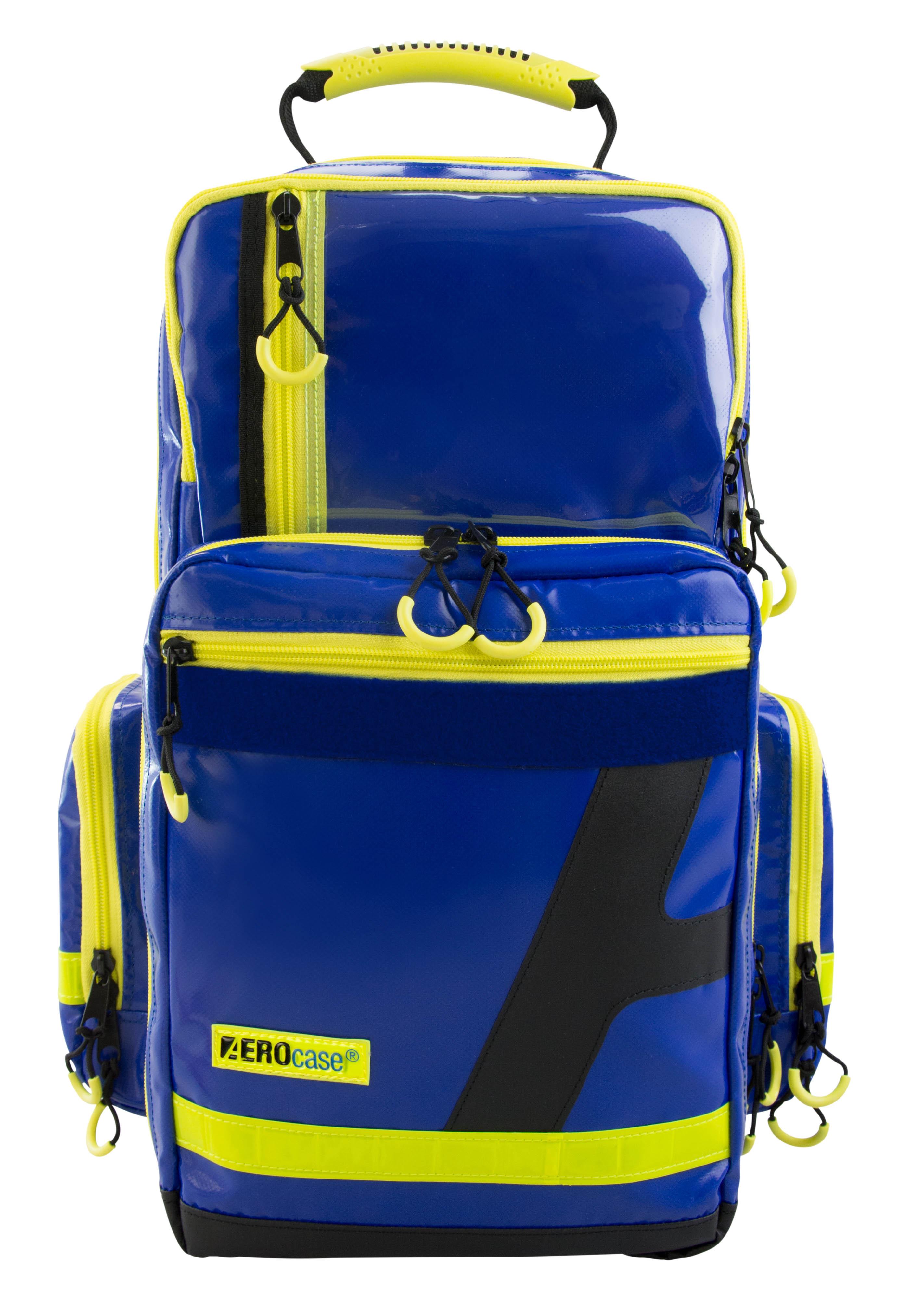 AEROcase Notfallrucksack large Pro1R PL1C Plane blau