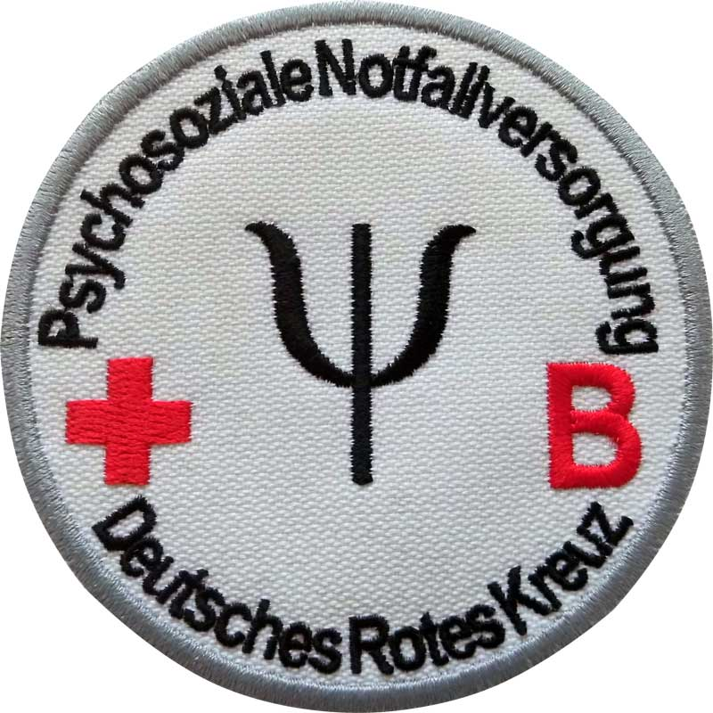 Qualifikationsabzeichen PSNV-B