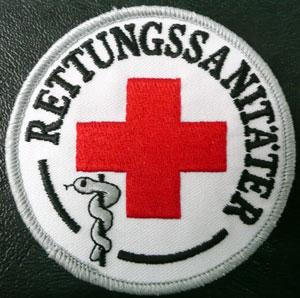 Fachkraftabzeichen Rettungssanitäter