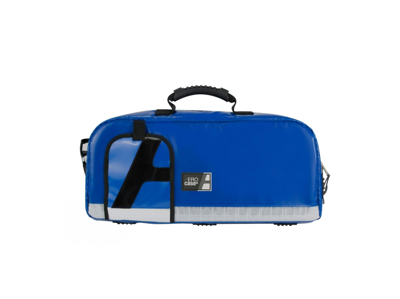 Aerocase Sauerstofftasche Oxybag S2 | Aerotex-Plan in blau
