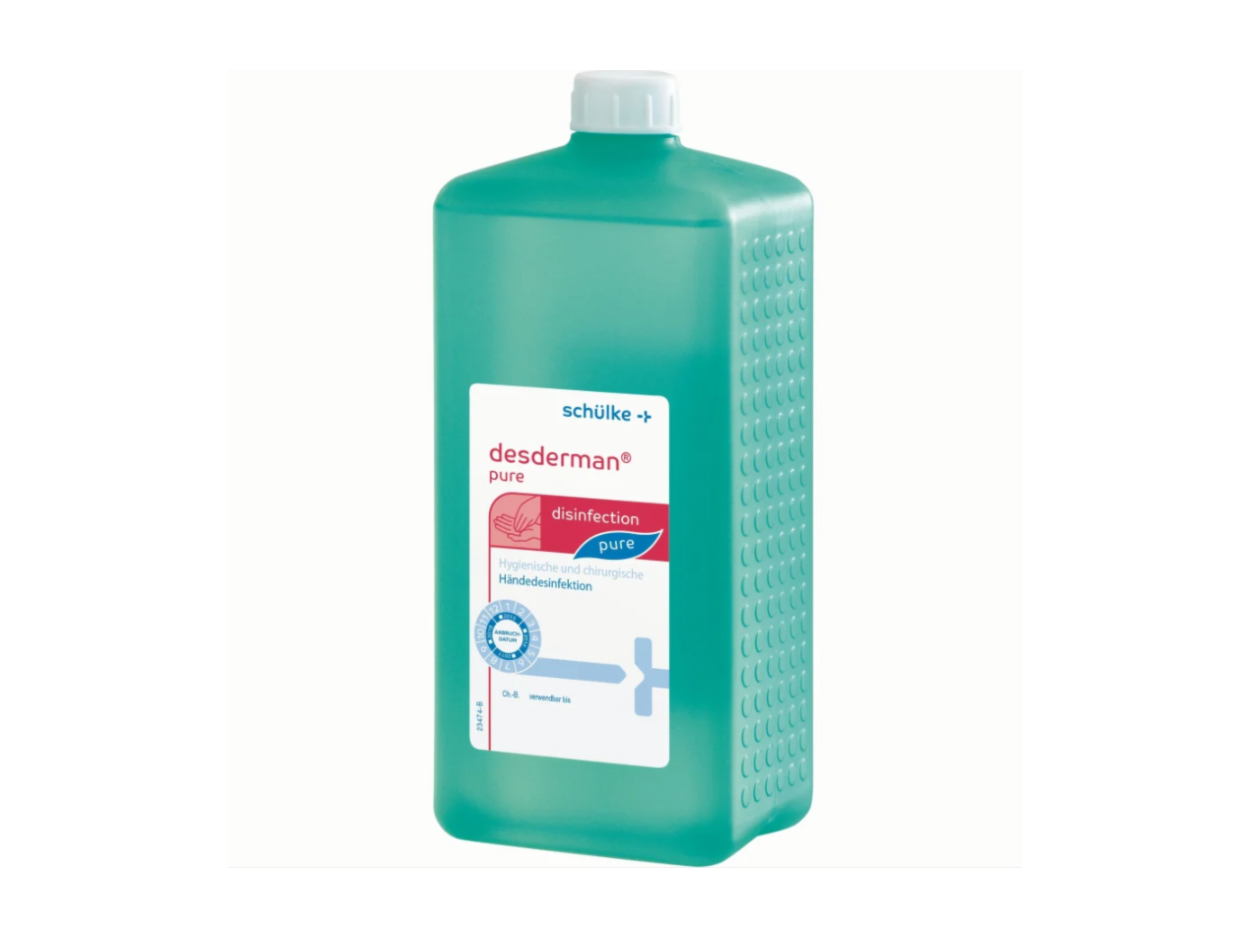 Desderman pure, 1000 ml Euroflasche