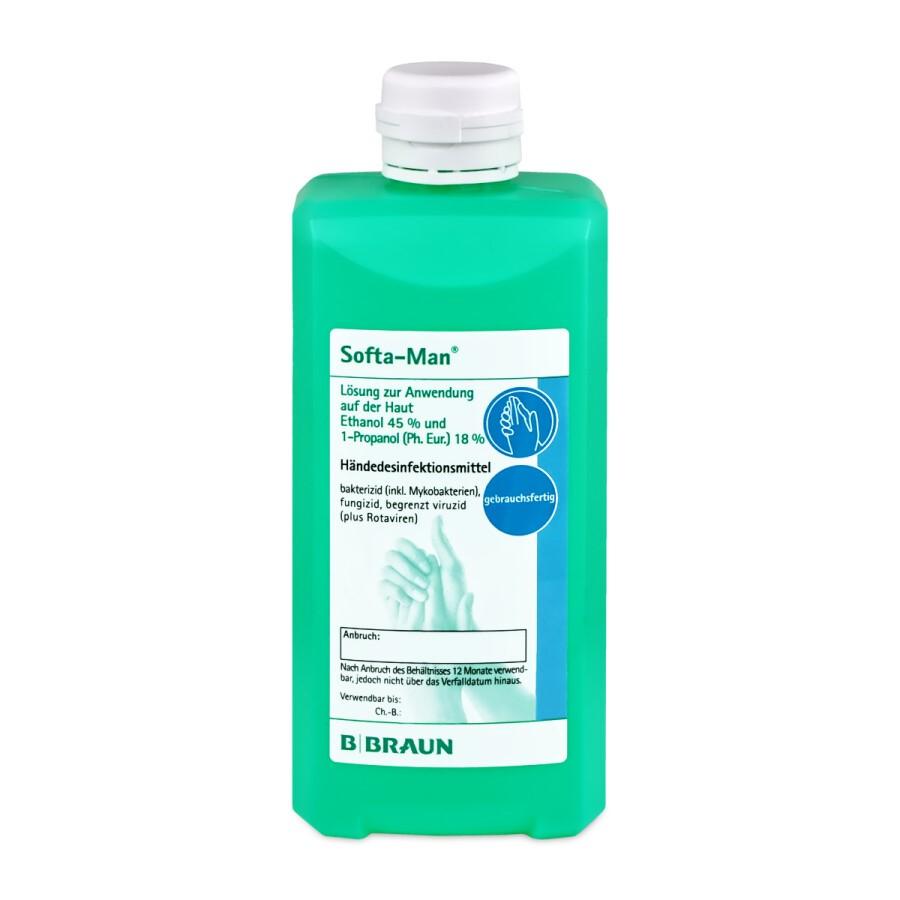 Softa-Man® Händedesinfektionsmittel 500 ml