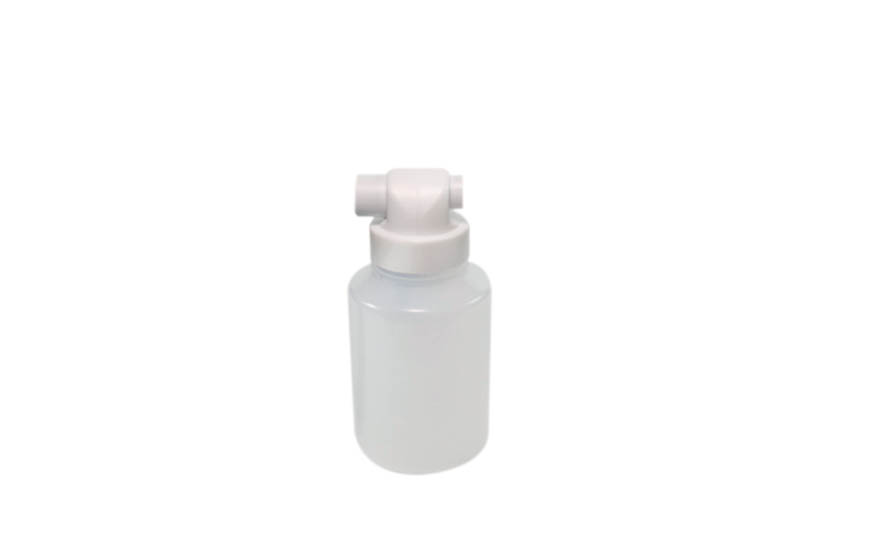Handabsaugpumpe inkl. Absauggefäß, Fassungsvermögen 300 ml