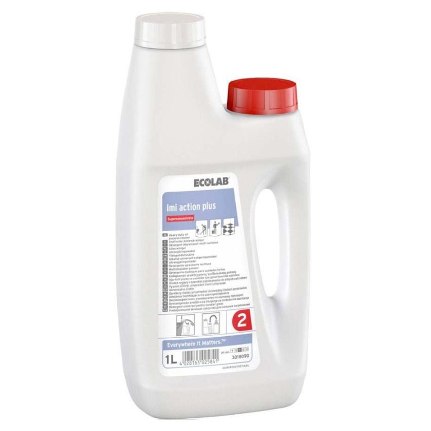 Imi® action plus Allzweckreiniger Dosierflasche 1000 ml, leer