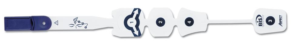 BIS Quatro Sensoren Erwachsene - Packung mit 25 Stück