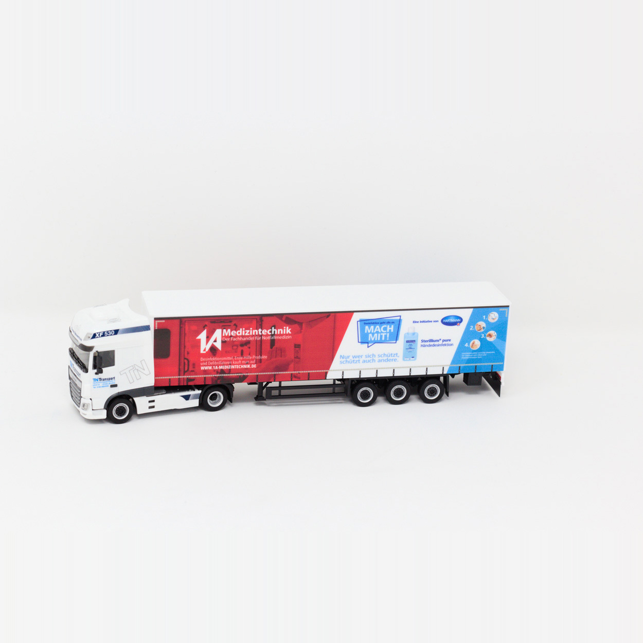 Herpa 1A Modelltruck
