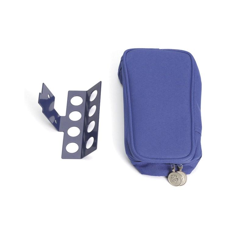 Seitentasche für LSU4000, blau