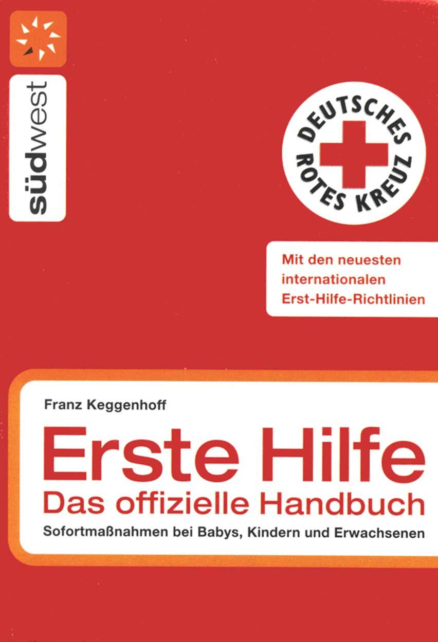 "Buch Erste Hilfe ""Das offizielle Handbuch"""