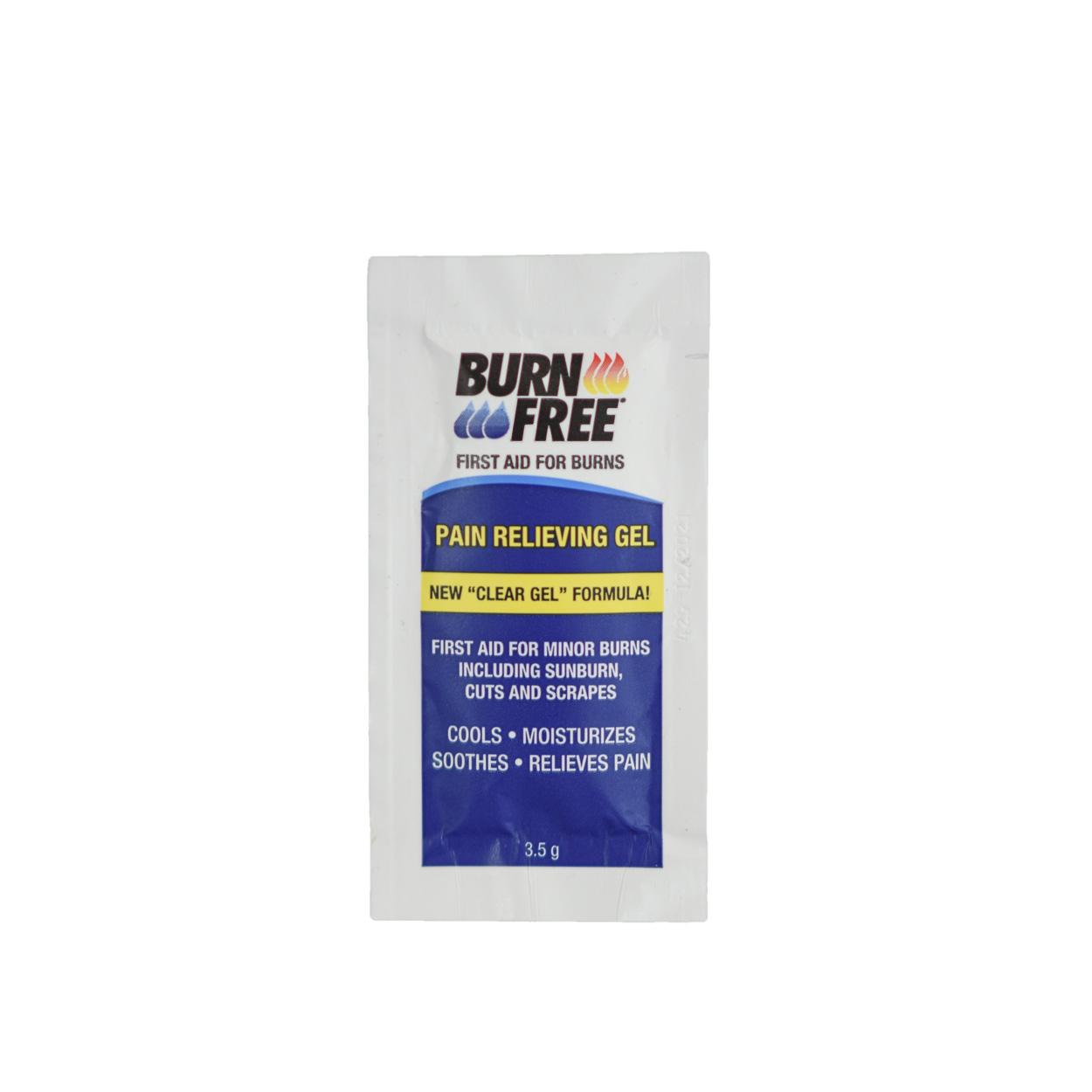 BurnFree Gel, 3,5g Päckchen