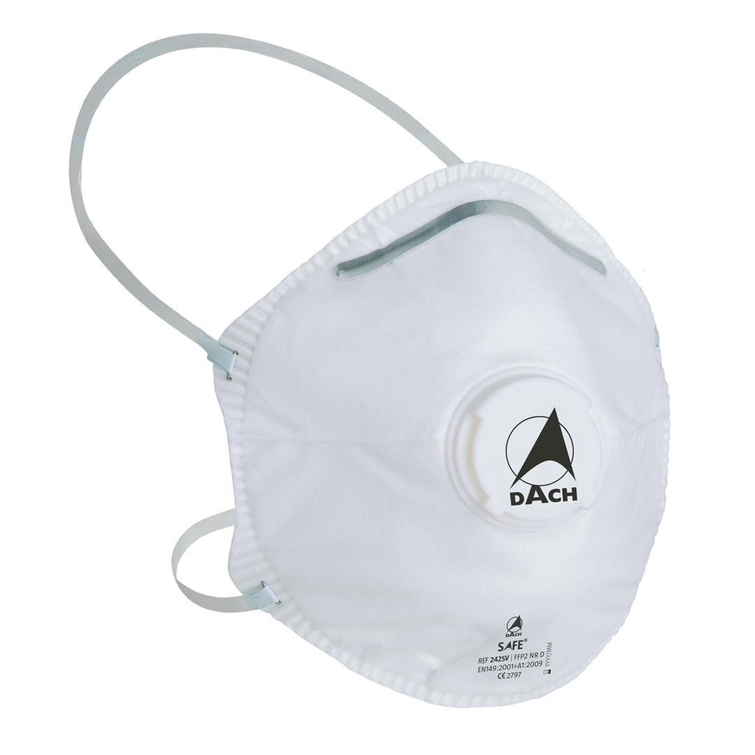 Atemschutzmaske Klassik, FFP2, mit Ventil