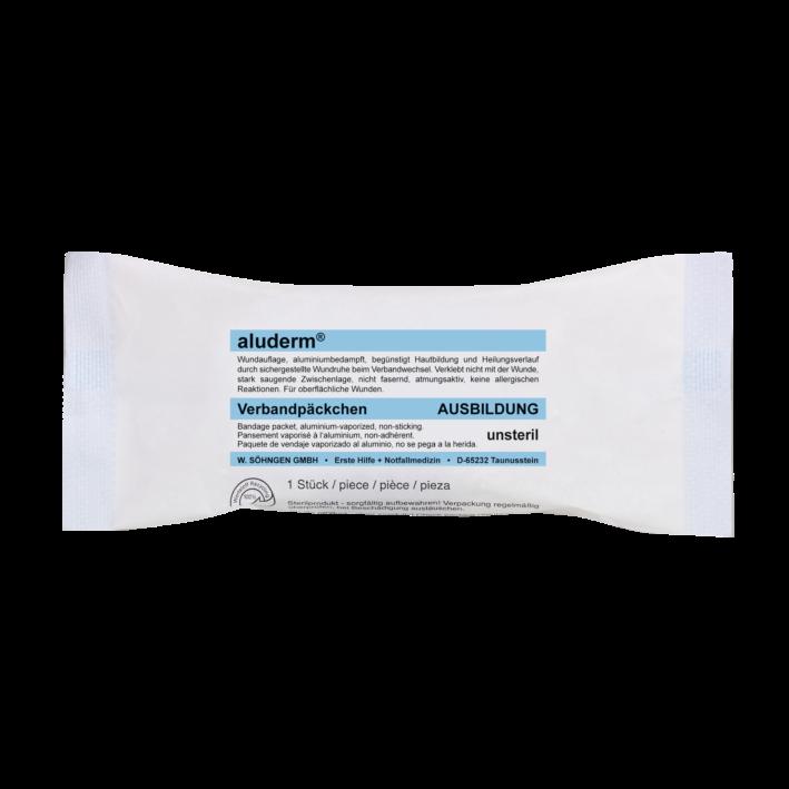 Übungs-Verbandpäckchen M-2 nur für Übungszwecke-unsteril