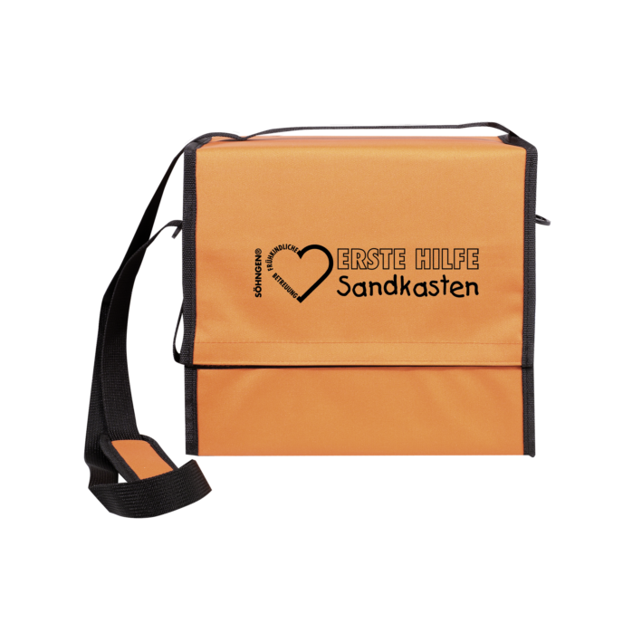 Erste-Hilfe-Tasche Ruck-Zuck 'SANDKASTEN'