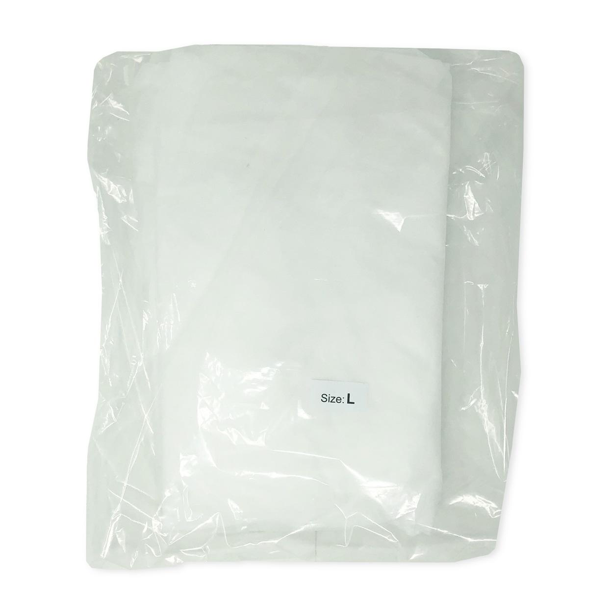 Schutzkittel Größe L in weiß