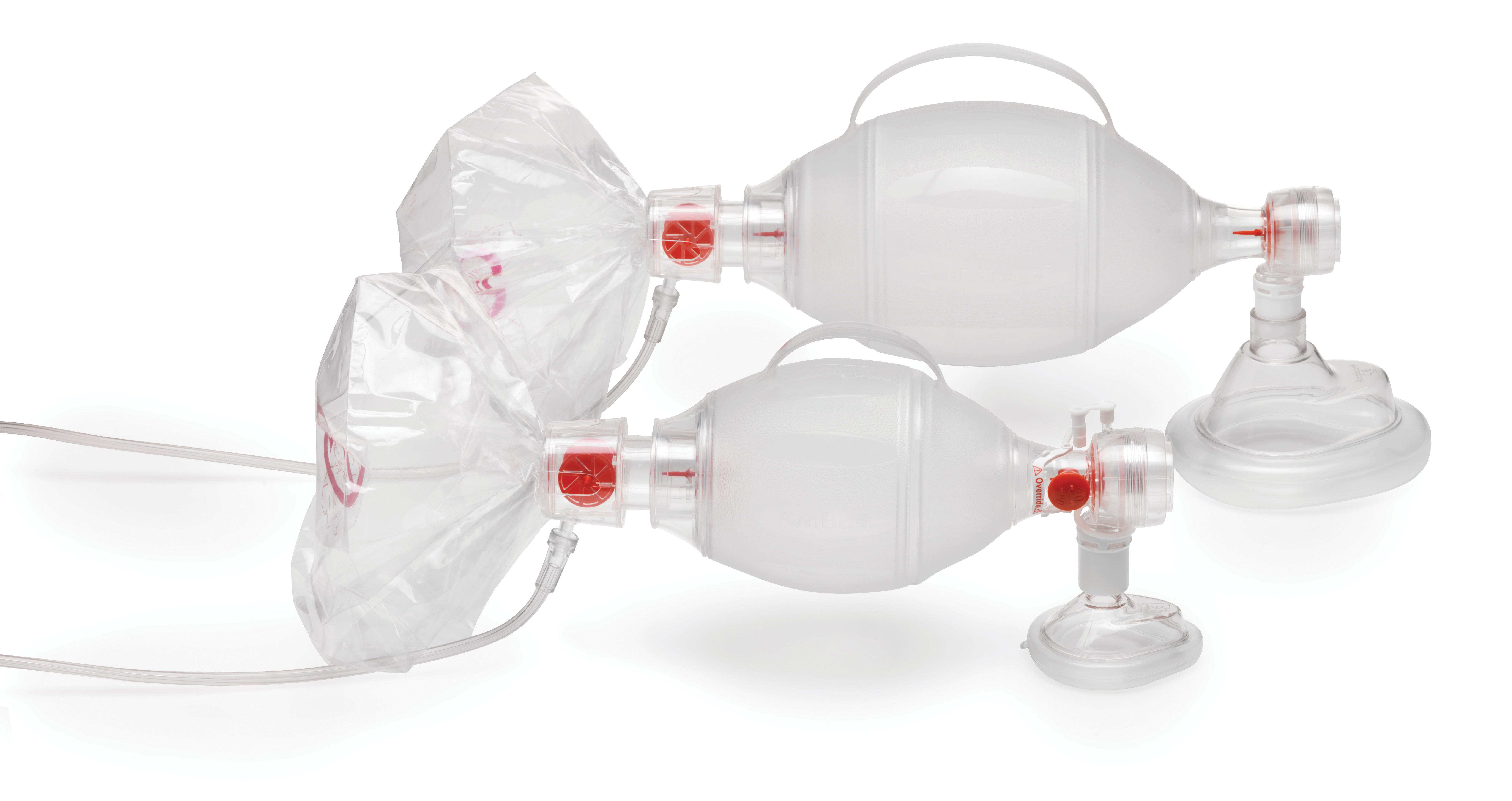 Ambu® SPUR® II Einweg-Beatmungsbeutel für Erwachsene
