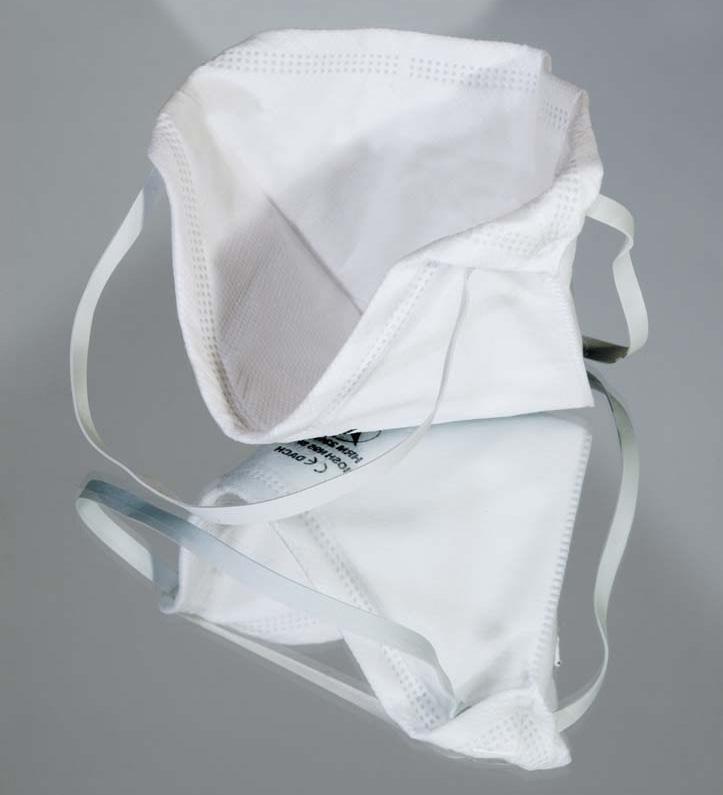 High-Risk-Maske, FFP3 Atemschutzmaske, NR D