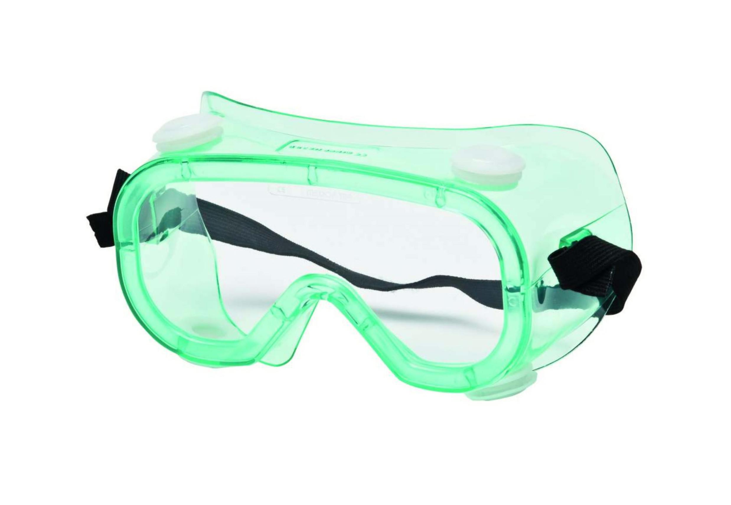 Schutzbrille Vollsicht Antifog indirekte Belüftung