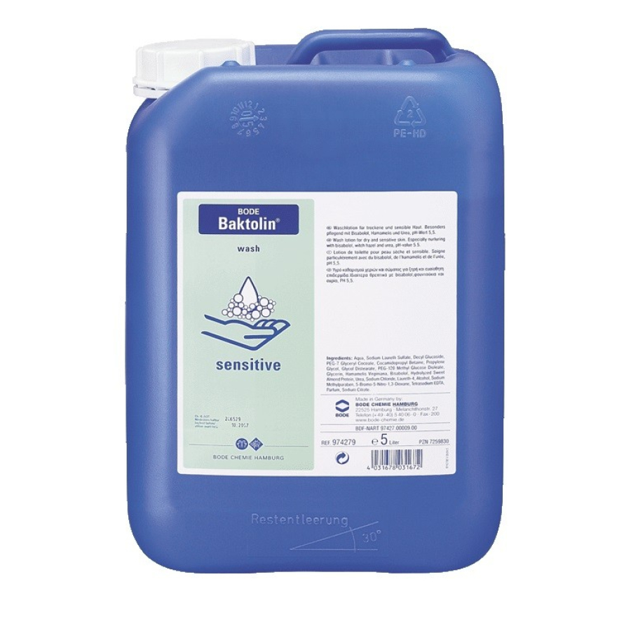 Baktolin® sensitive, 5 Liter Kanister