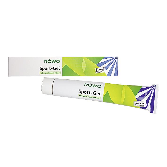 RÖWO-Sport-Gel 100 ml Tube