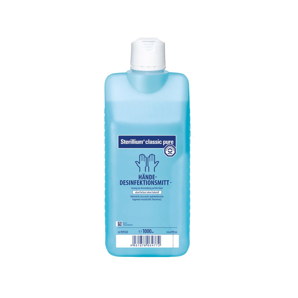 Sterillium® classic pure 1 Liter Flasche