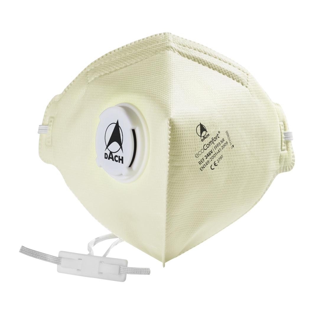 FFP3 Atemschutzmaske ecoComfort®  mit Ventil
