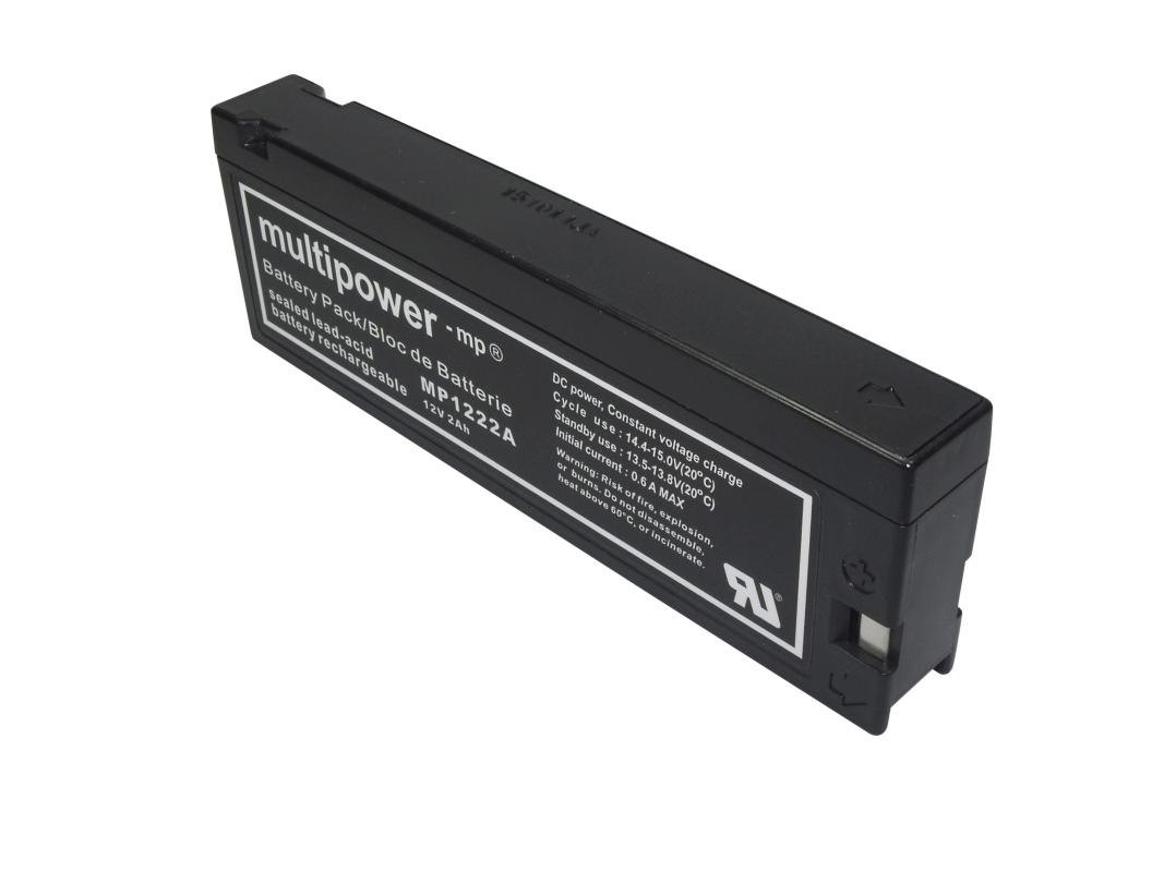 Batterie AKKU für Laerdal LSU 4000 Absaugpumpe