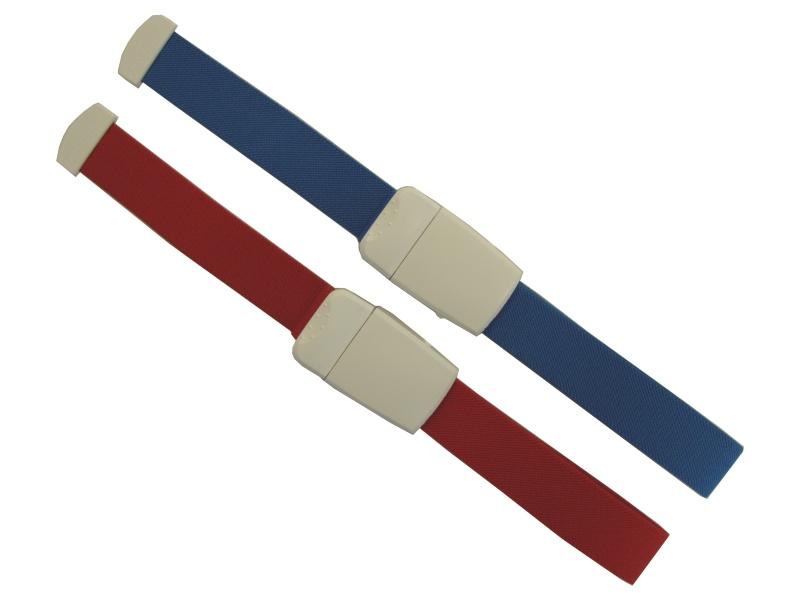 Venenstauer Jetpull® Pro in blau 40 cm, Einhandbedienung