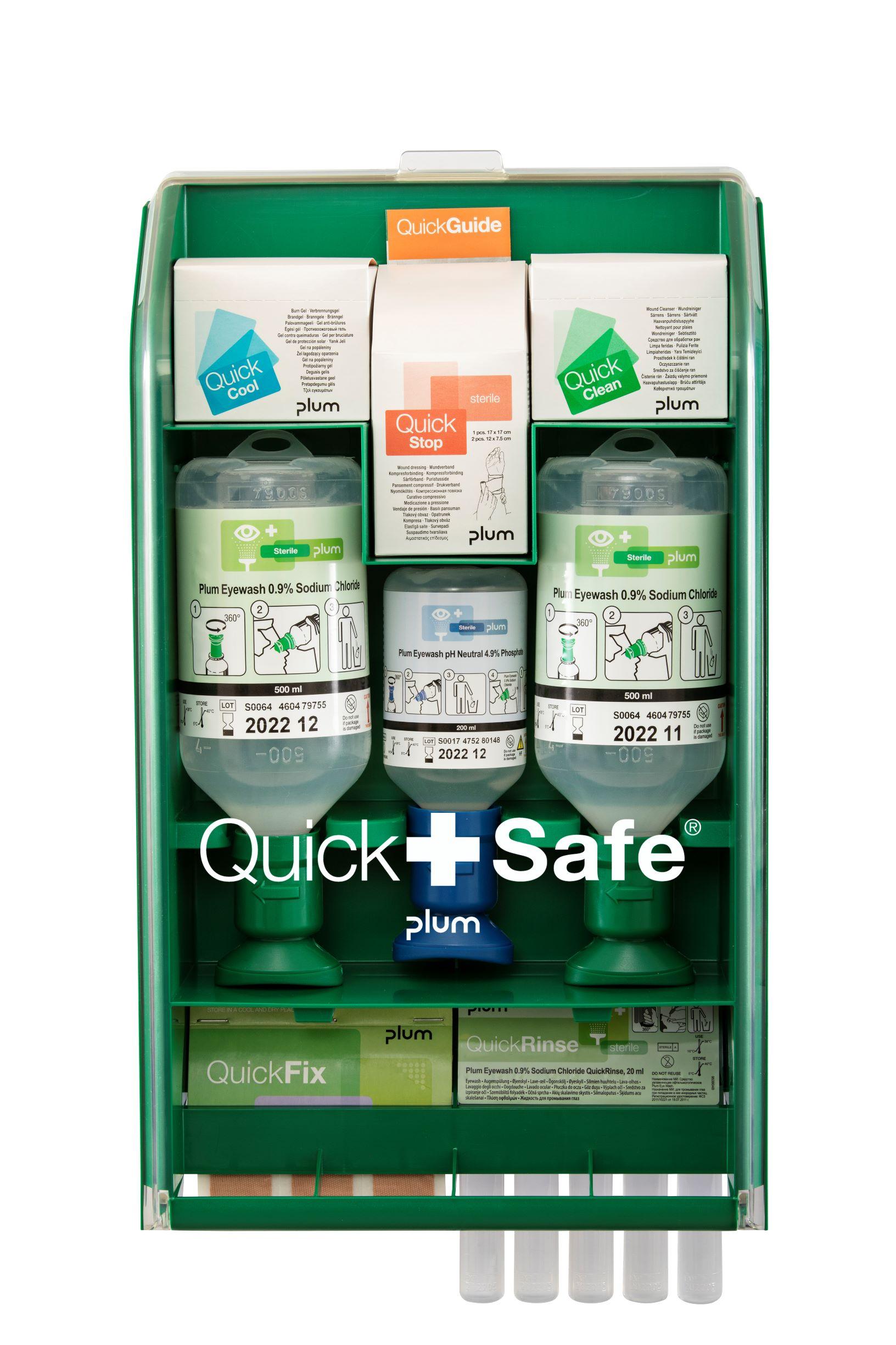 Plum Complete Erste-Hilfe Box