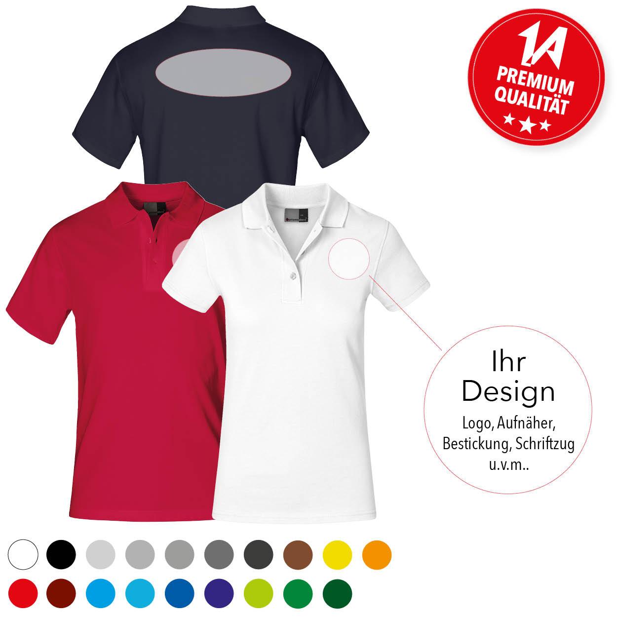 Polo-Shirt - Individualisiert